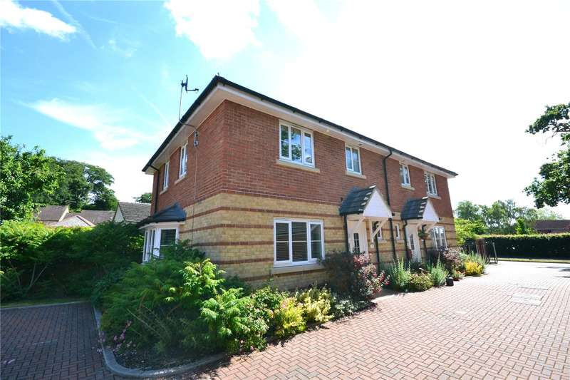 2 Bedrooms Semi Detached House for sale in Netherby Gardens, Bracknell, Berkshire, RG12