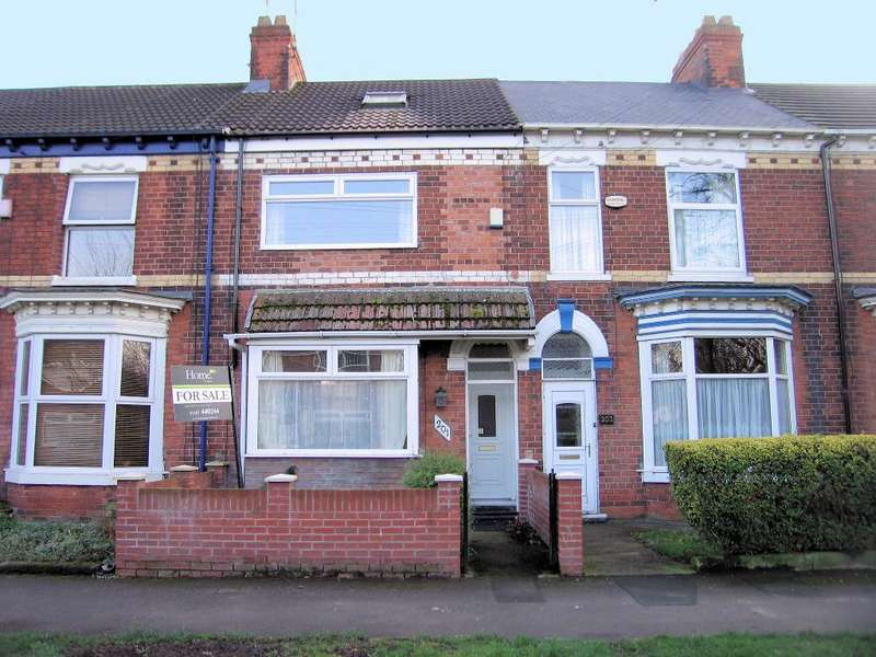 3 Bedrooms House for sale in Ella Street, HULL, HU5 3AT