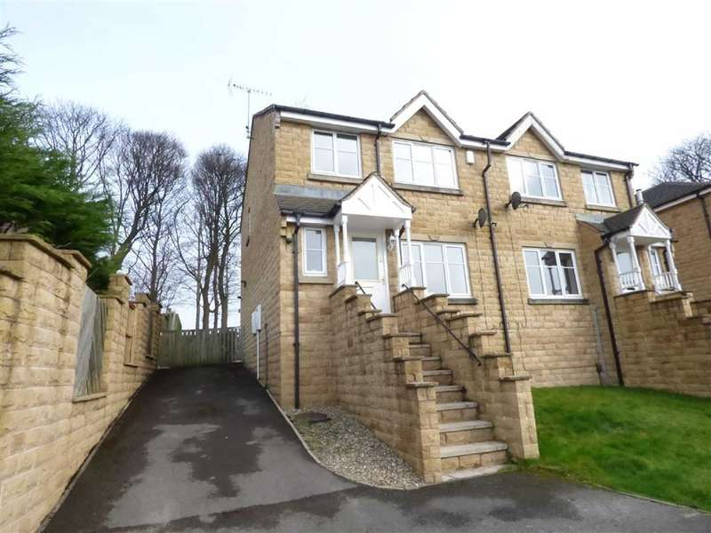 3 Bedrooms Property for sale in Wyvern Avenue, Marsh, HUDDERSFIELD, West Yorkshire, HD3
