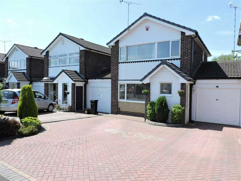 3 Bedrooms Property for sale in Brookthorn Close, Stockport