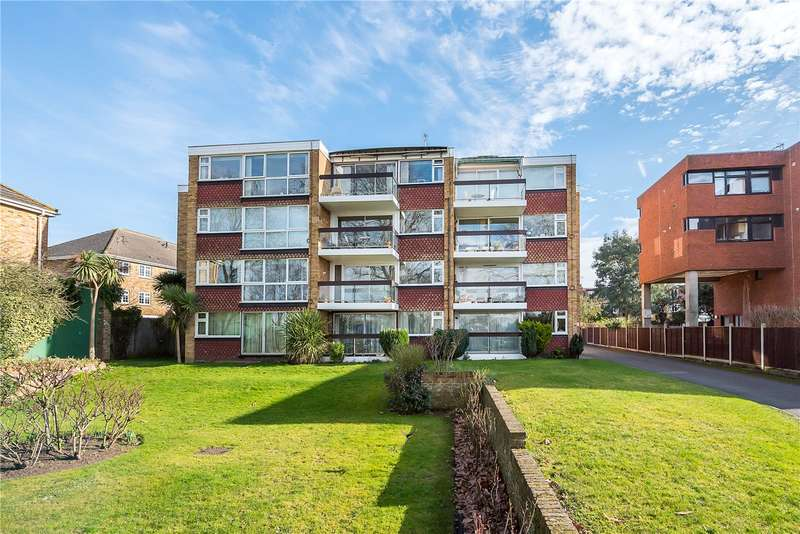 2 Bedrooms Flat for sale in Wight House, 5 Portsmouth Road, Kingston upon Thames, KT1