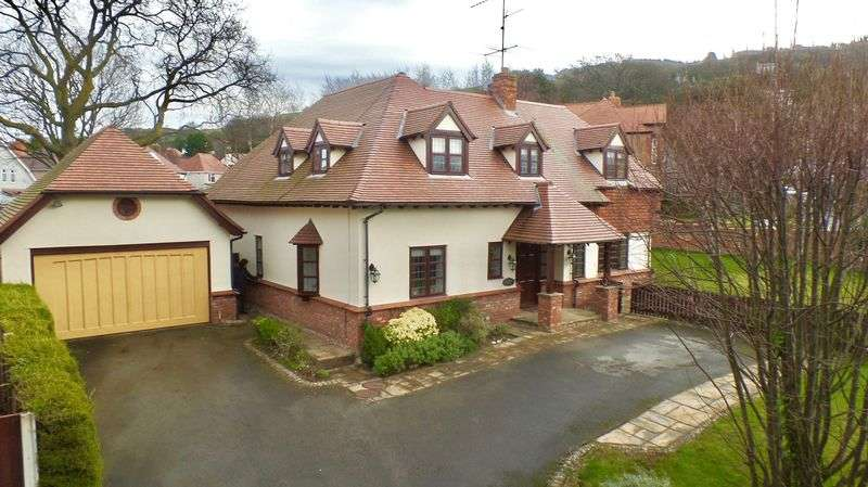 4 Bedrooms Detached House for sale in Upper Prestatyn