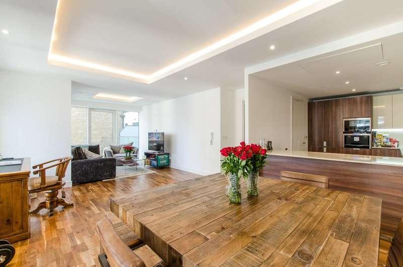 2 Bedrooms Flat for sale in Juniper Drive, Battersea, SW18