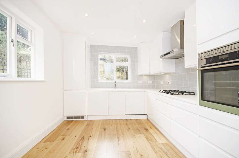 1 Bedroom Flat for sale in Shirland Road, Maida Vale, W9