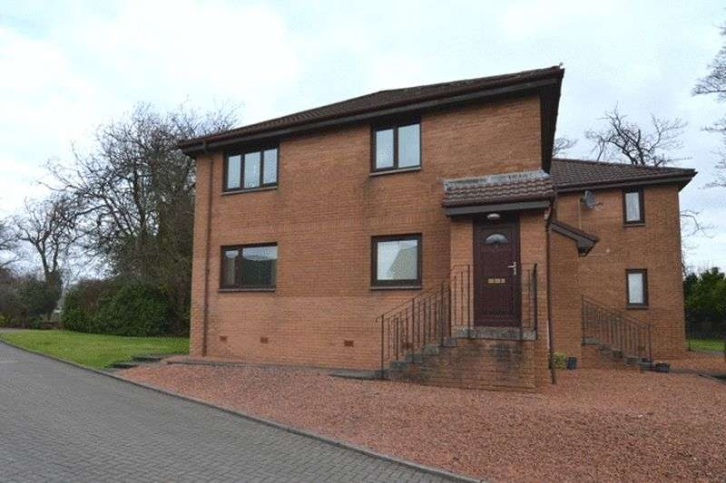 2 Bedrooms Flat for sale in East Kirklands, Dalry