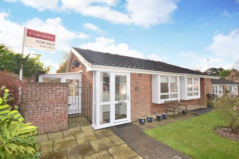2 Bedrooms Semi Detached Bungalow for sale in Woking