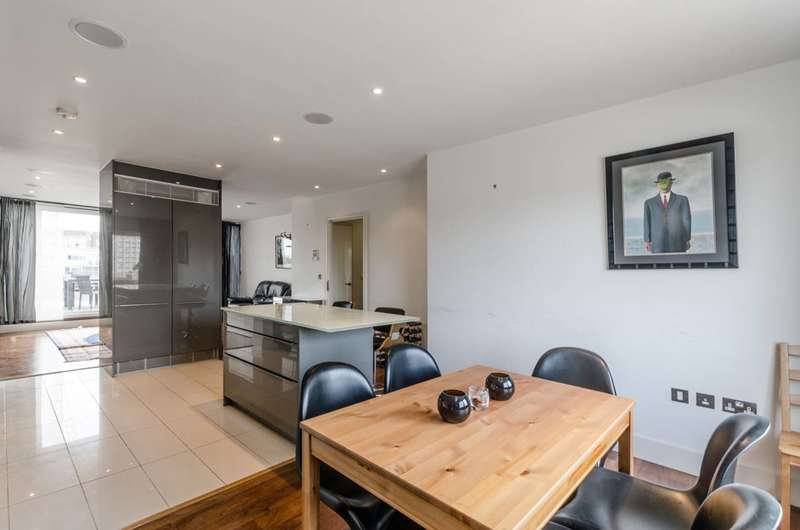 2 Bedrooms Flat for sale in Graham Street, Islington, N1