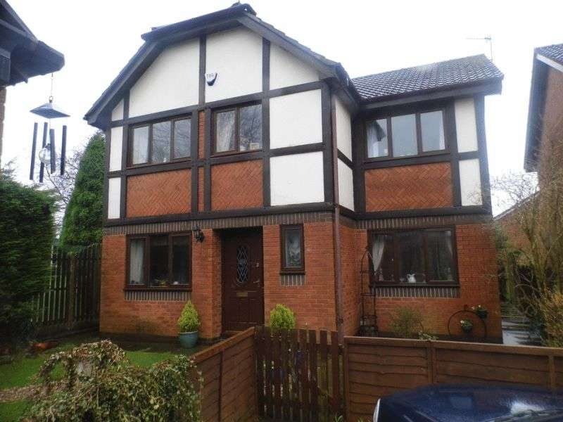 5 Bedrooms Detached House for sale in Fairhaven Avenue, Westhoughton, Bolton