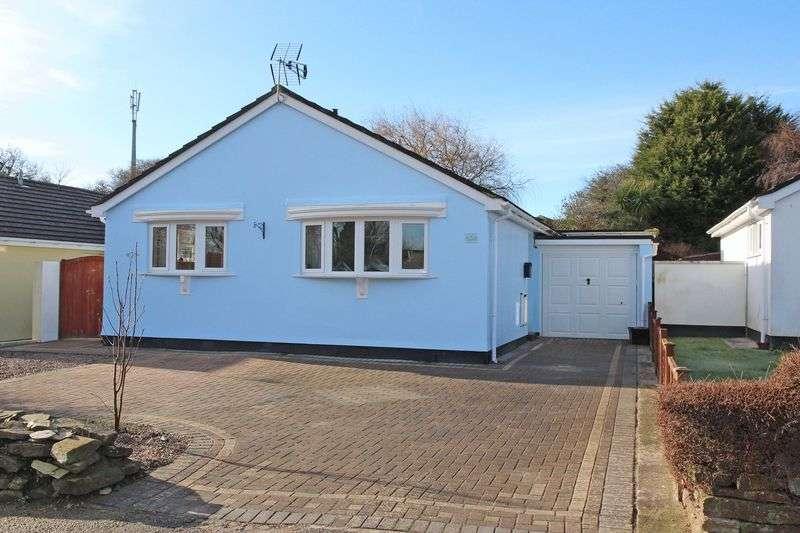 3 Bedrooms Detached Bungalow for sale in Bedowan Meadows, Newquay