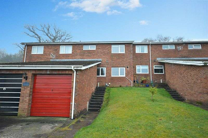 3 Bedrooms Terraced House for sale in Bryn Milwr, Cwmbran