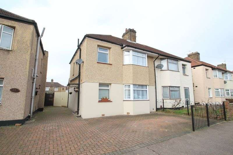 3 Bedrooms Semi Detached House for sale in Avondale Road, Welling