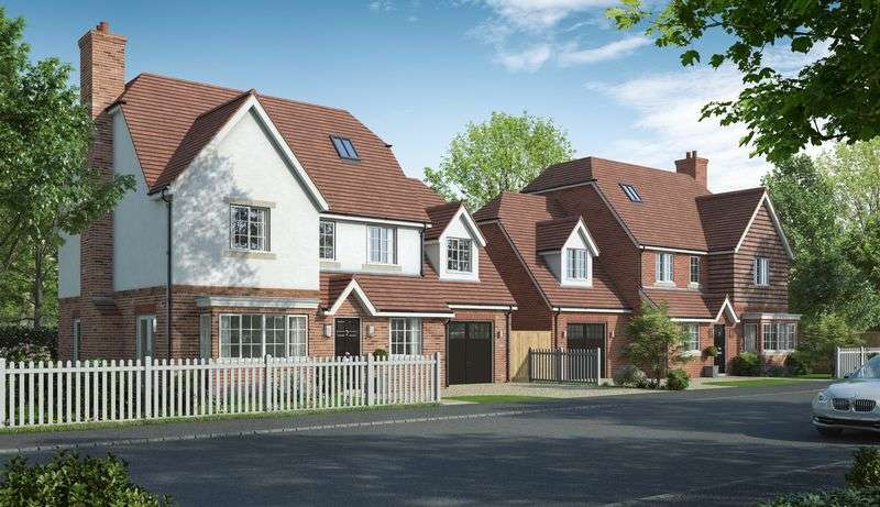 5 Bedrooms Detached House for sale in Loseberry Road, Claygate