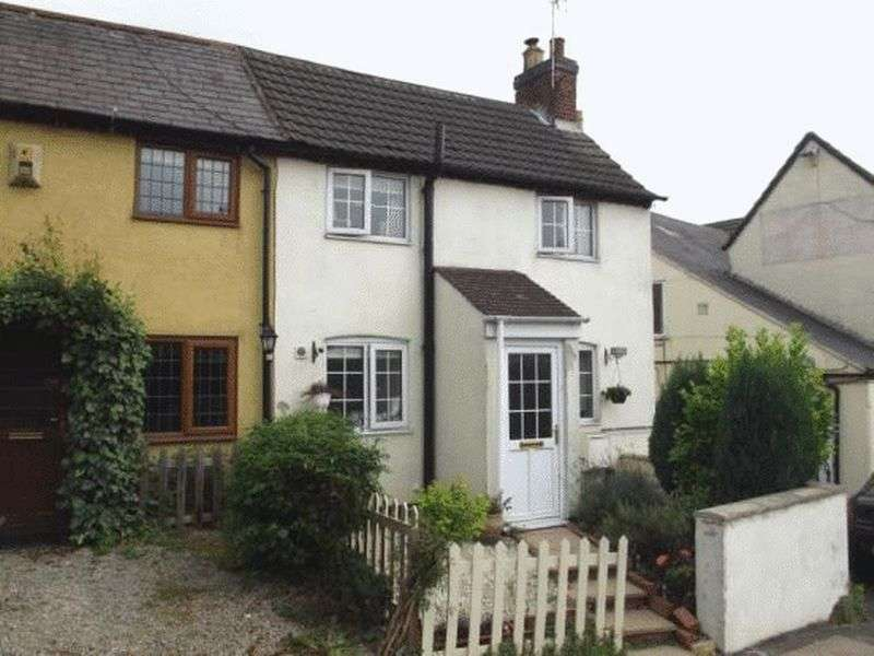 2 Bedrooms Terraced House for sale in Hinckley Road, Ibstock