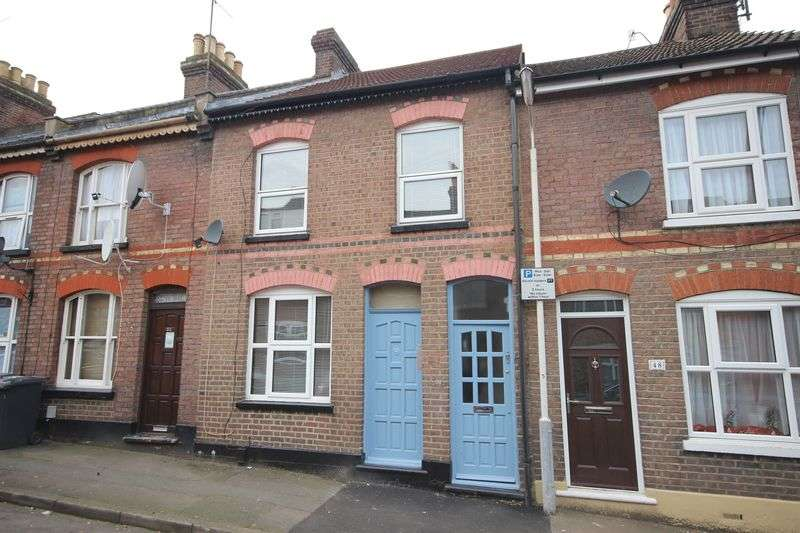 2 Bedrooms Terraced House for sale in Tavistock Street, Luton