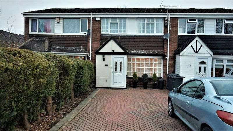 3 Bedrooms House for sale in West Heath Road, Birmingham