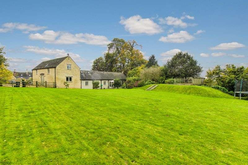 5 Bedrooms Detached House for sale in Collyweston, Stamford, Northamptonshire