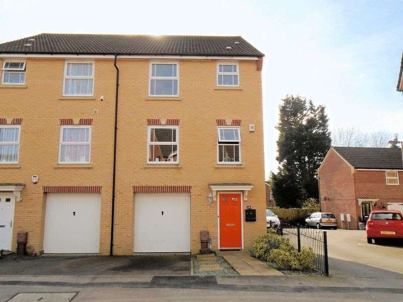 4 Bedrooms Terraced House for sale in Sunlight Gardens, Fareham