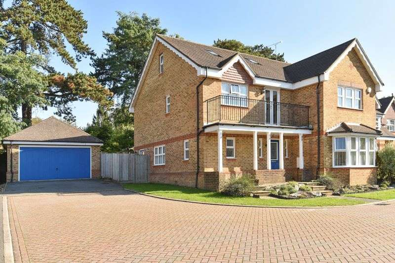 5 Bedrooms Detached House for sale in Quarry Gardens, Leatherhead
