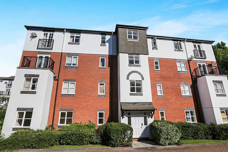 2 Bedrooms Flat for sale in Foundry Court, Newcastle Upon Tyne, NE6