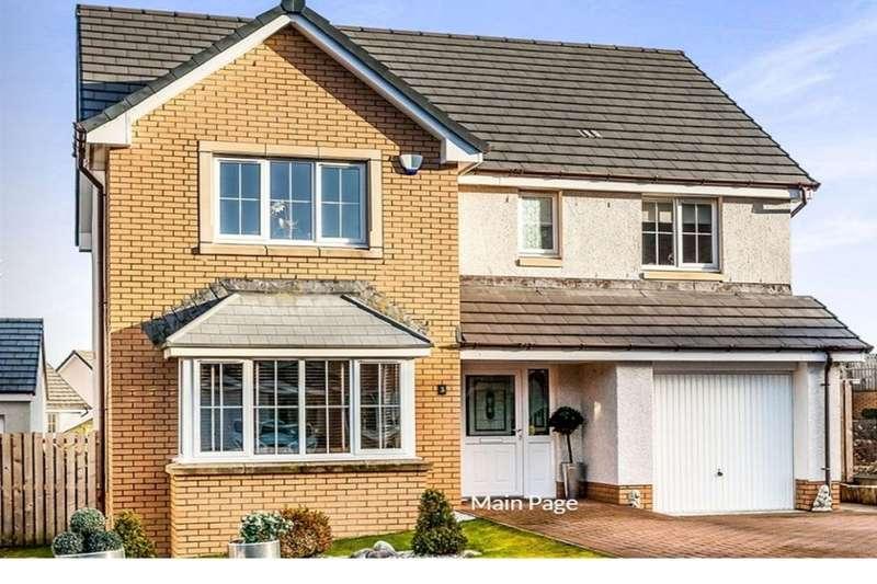 4 Bedrooms Detached House for sale in Wester Newlands Drive, Reddingmuirhead, Falkirk, FK2