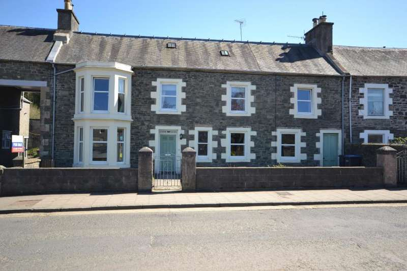 6 Bedrooms Town House for sale in 11, Slitrig Crescent Hawick, TD9 0EN