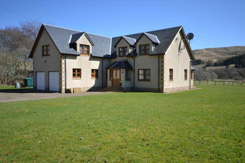4 Bedrooms Detached House for sale in Burnside, Ettrick Valley, TD7 5HU
