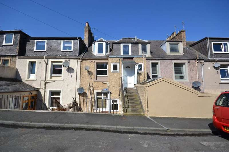 3 Bedrooms Maisonette Flat for sale in 10B Upper, Wellogate Place Hawick, TD9 9JG
