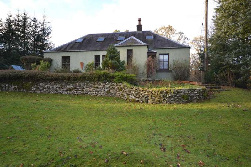 3 Bedrooms Detached House for sale in Teinsideburn Cottage, Hawick, TD9 0LA