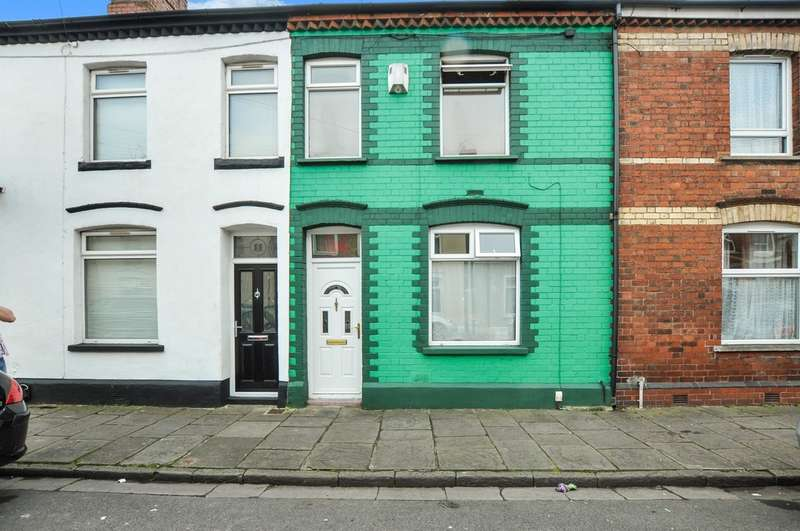 2 Bedrooms Terraced House for sale in Tynant Street, Cardiff
