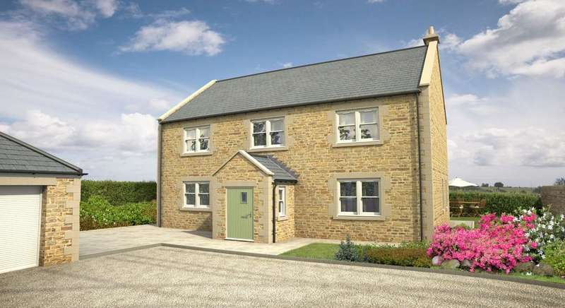 4 Bedrooms Detached House for sale in Orchard House, Rock, Alnwick