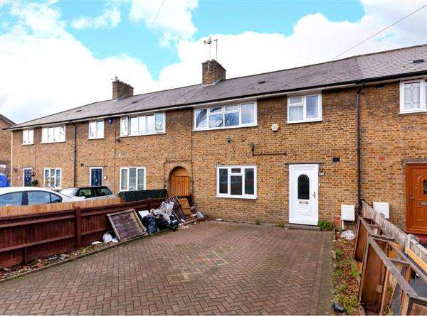 3 Bedrooms Terraced House for sale in St Norbert Road, Brockley