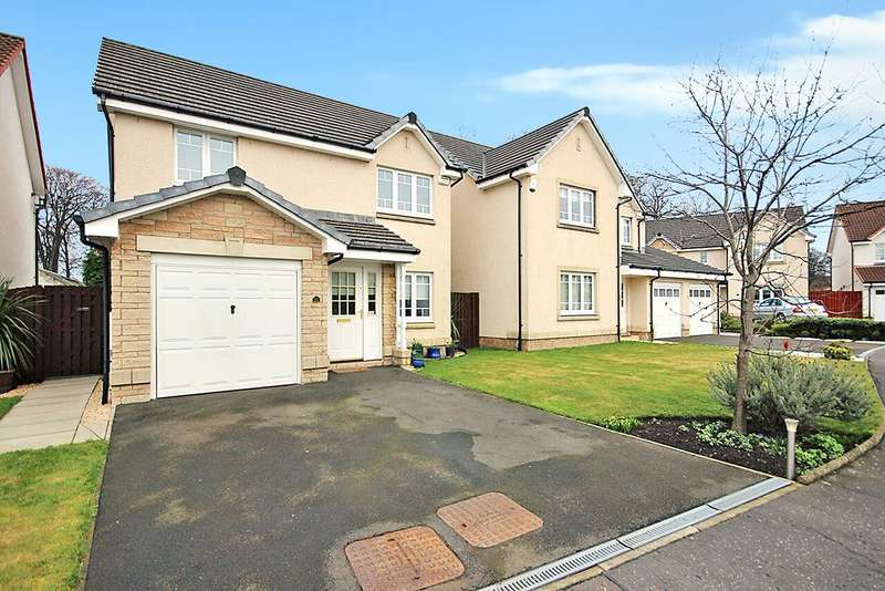 3 Bedrooms Detached House for sale in Mcinally Crescent, New Carron, Falkirk