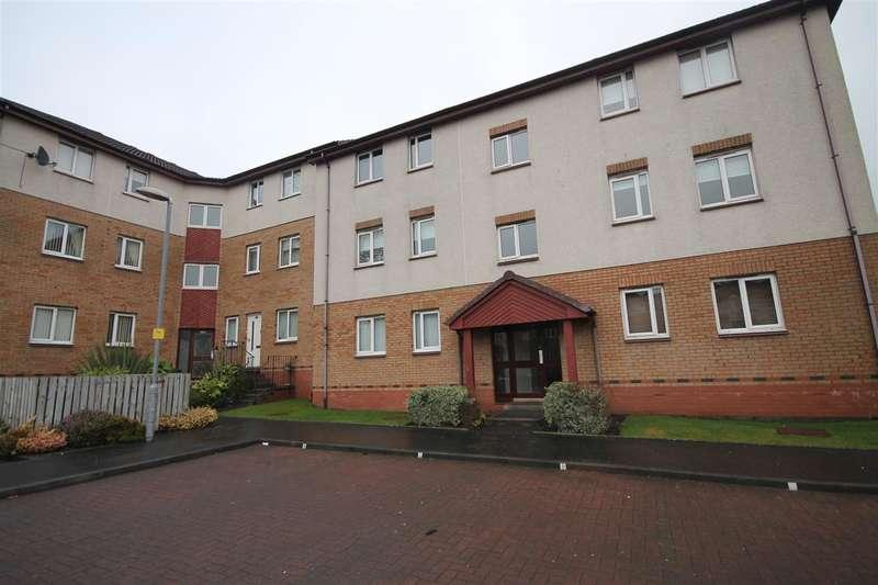2 Bedrooms Flat for sale in Lees Court, Coatbridge