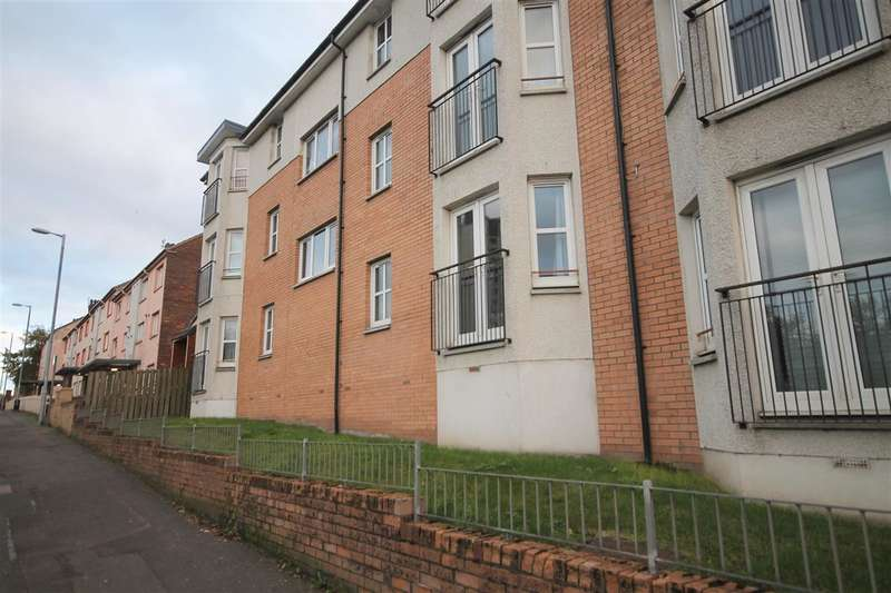 2 Bedrooms Flat for sale in Lincoln Court, Coatbridge