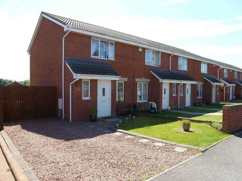 2 Bedrooms Terraced House for sale in Taylor Avenue, Motherwell