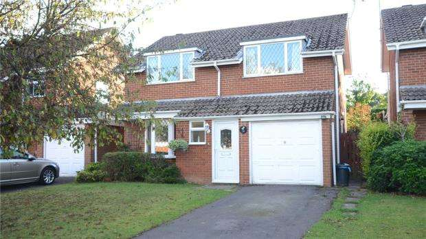 4 Bedrooms Detached House for sale in Defford Close, Wokingham, Berkshire