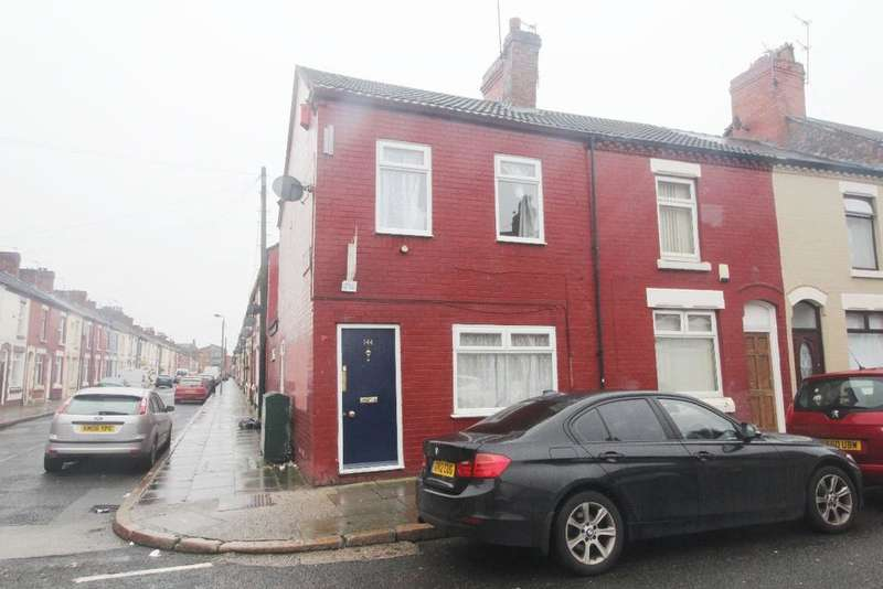 3 Bedrooms Terraced House for sale in Molyneux Road