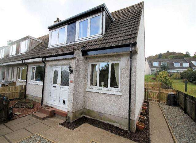 3 Bedrooms Terraced House for sale in 4 Letter Daill, Cairnbaan, by Lochgilphead, PA31 8SX