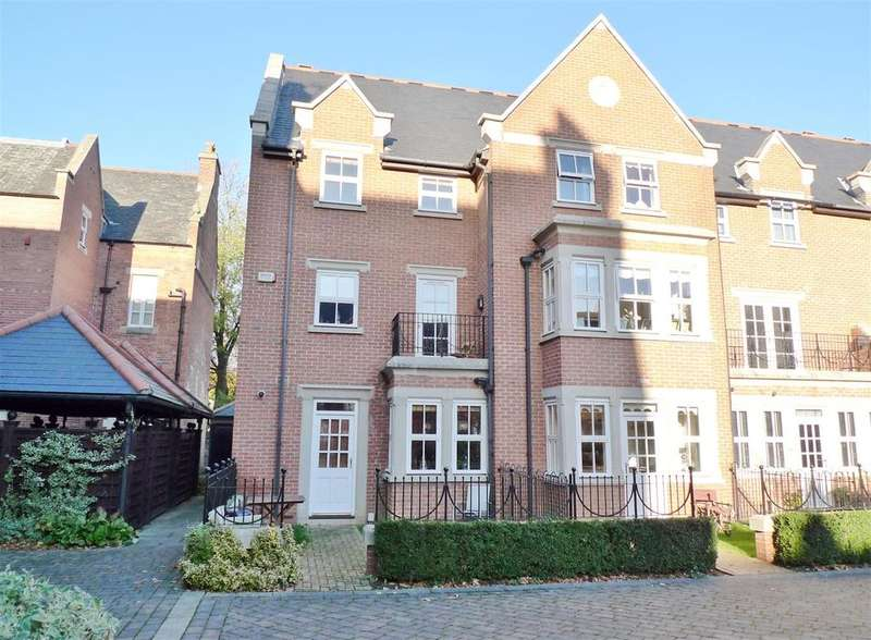4 Bedrooms Town House for sale in 1 Princess Mary Court, Jesmond, Newcastle upon Tyne NE2