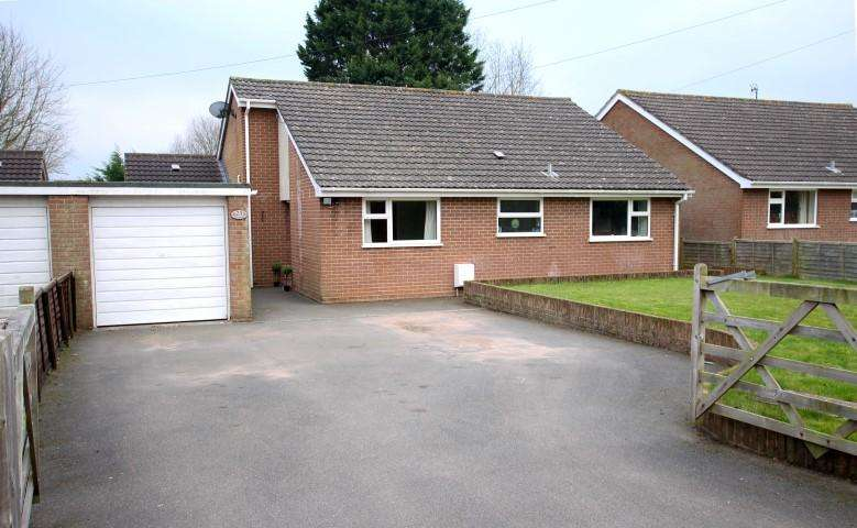 3 Bedrooms Detached Bungalow for sale in Mill Lane, Nether Stowey, Bridgwater, TA5