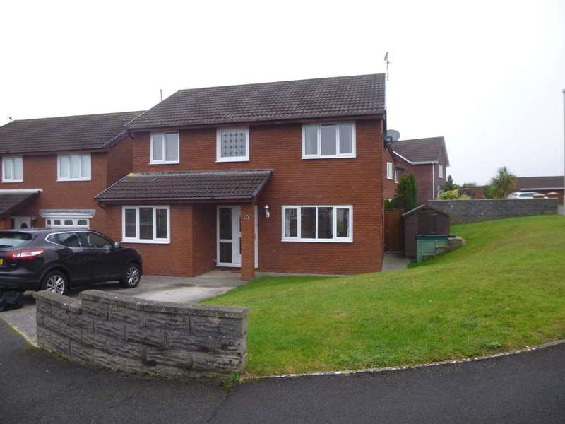 4 Bedrooms Detached House for sale in Newton, Porthcawl CF36