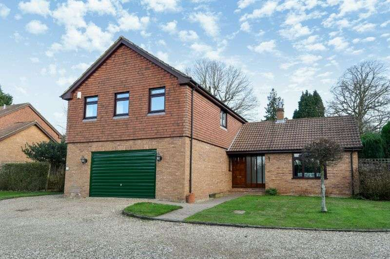 4 Bedrooms Detached House for sale in Woodhouse Eaves, Northwood