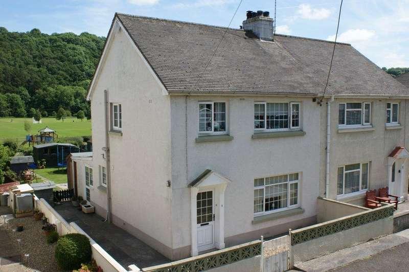 3 Bedrooms Semi Detached House for sale in 6 New Road, Llandysul SA44 4QL