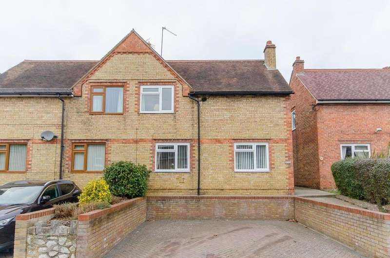 3 Bedrooms Semi Detached House for sale in Upper Fant Road, Maidstone, ME16 8BT