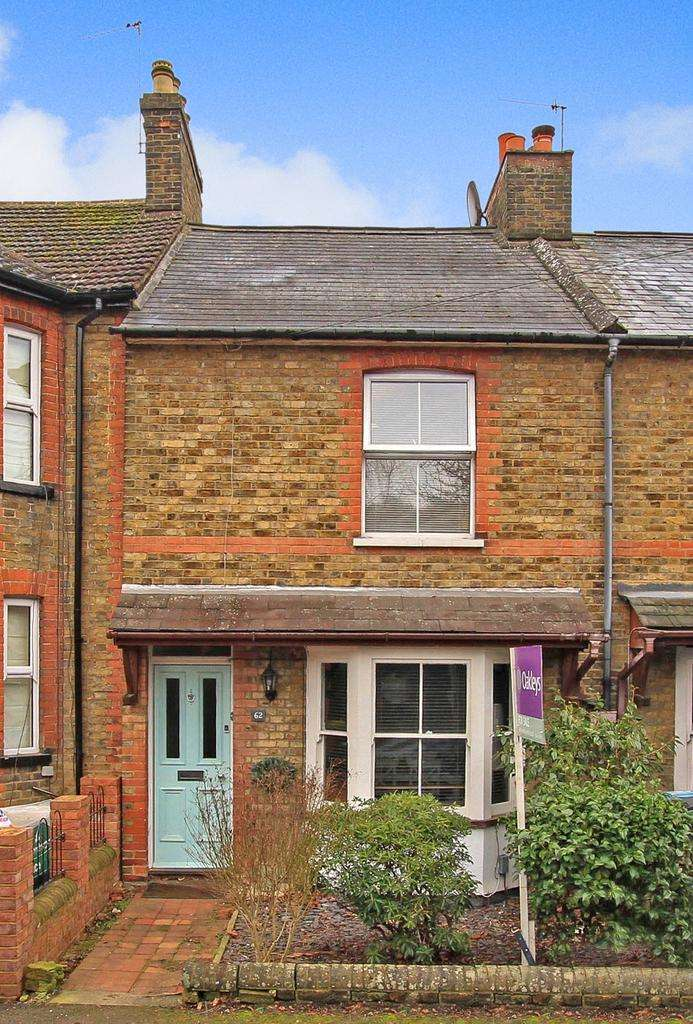 2 Bedrooms Terraced House for sale in Ellesmere Road, Berkhamsted HP4
