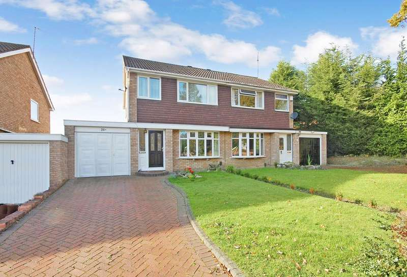 3 Bedrooms Semi Detached House for sale in Windmill Lane, castlecroft, Wolverhampton WV3