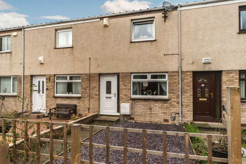 2 Bedrooms Terraced House for sale in Peacocktail Close, Newcraighall, Edinburgh, EH15 3QS