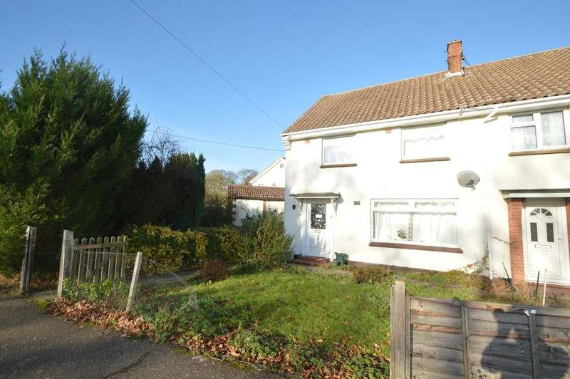 3 Bedrooms End Of Terrace House for sale in Oxford Meadow, Sible Hedingham, Halstead CO9