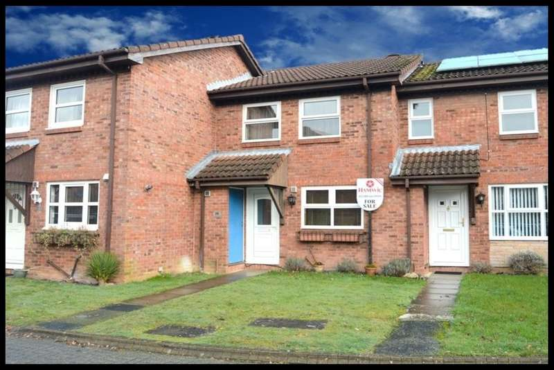 3 Bedrooms Terraced House for sale in Ashwood Gardens, Totton, Southampton SO40