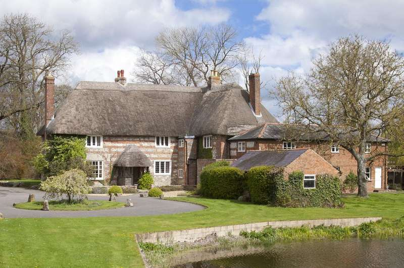 7 Bedrooms Detached House for sale in Upavon, Pewsey, Wiltshire